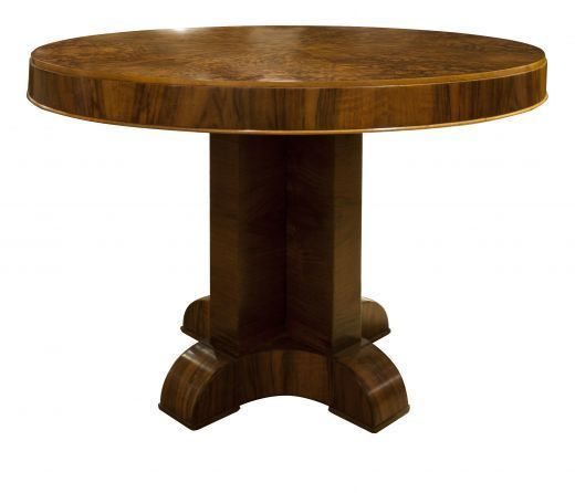 Art Deco Occasional Table photo 1