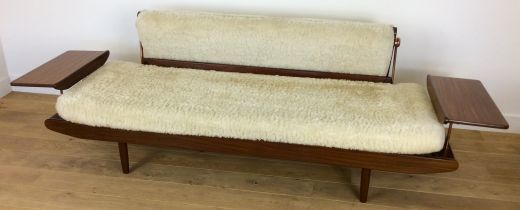 Toothill Mid Century Sofa Daybed photo 1
