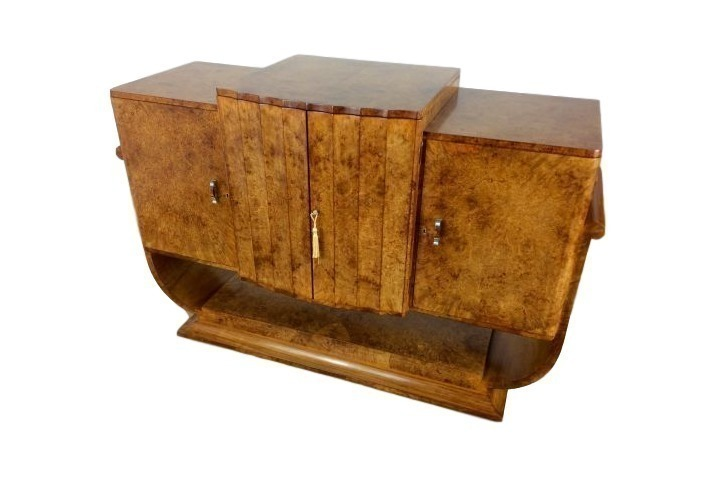 Harry And Lou Epstein Sideboard Credenza
