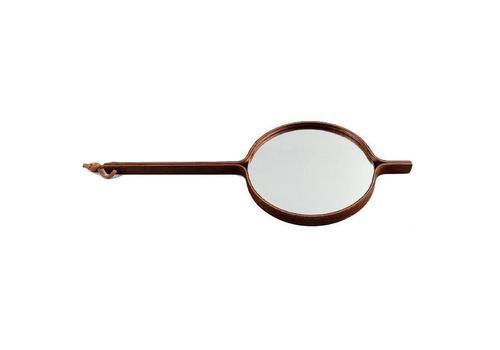 Jorgen Gammelgaard Hand Mirror In Rosewood, Designed Around 1960