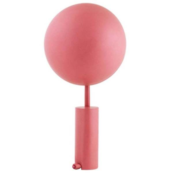 Cap Table Lamp Blush