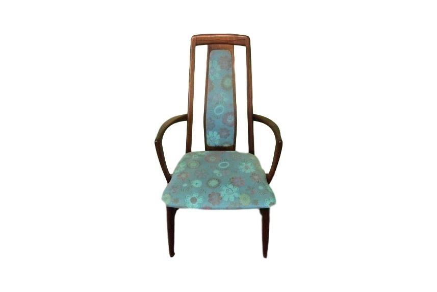 Niels Koefoeds Hornslet Rosewood Dining Chairs
