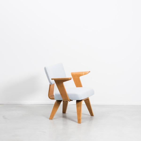 Cor Alons Hf 506 Easy Chair For C. Den Boer photo 1