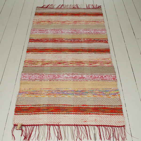 Handwoven Swedish Rug