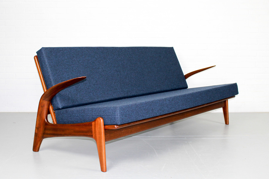 Dutch Mid Century Sofa By Gimson & Slater For De Ster Gelderland