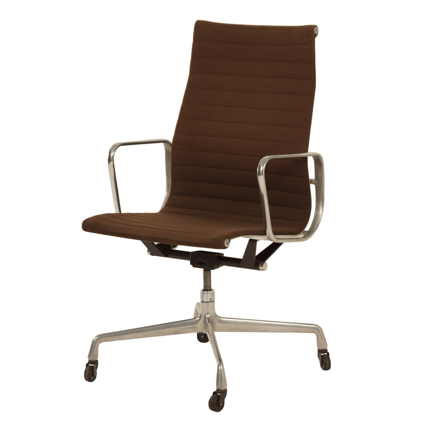 Brown Eames Office Chair By Charles