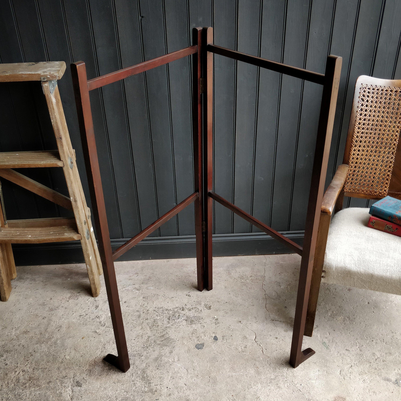 Clothes Airer Vintage Wooden