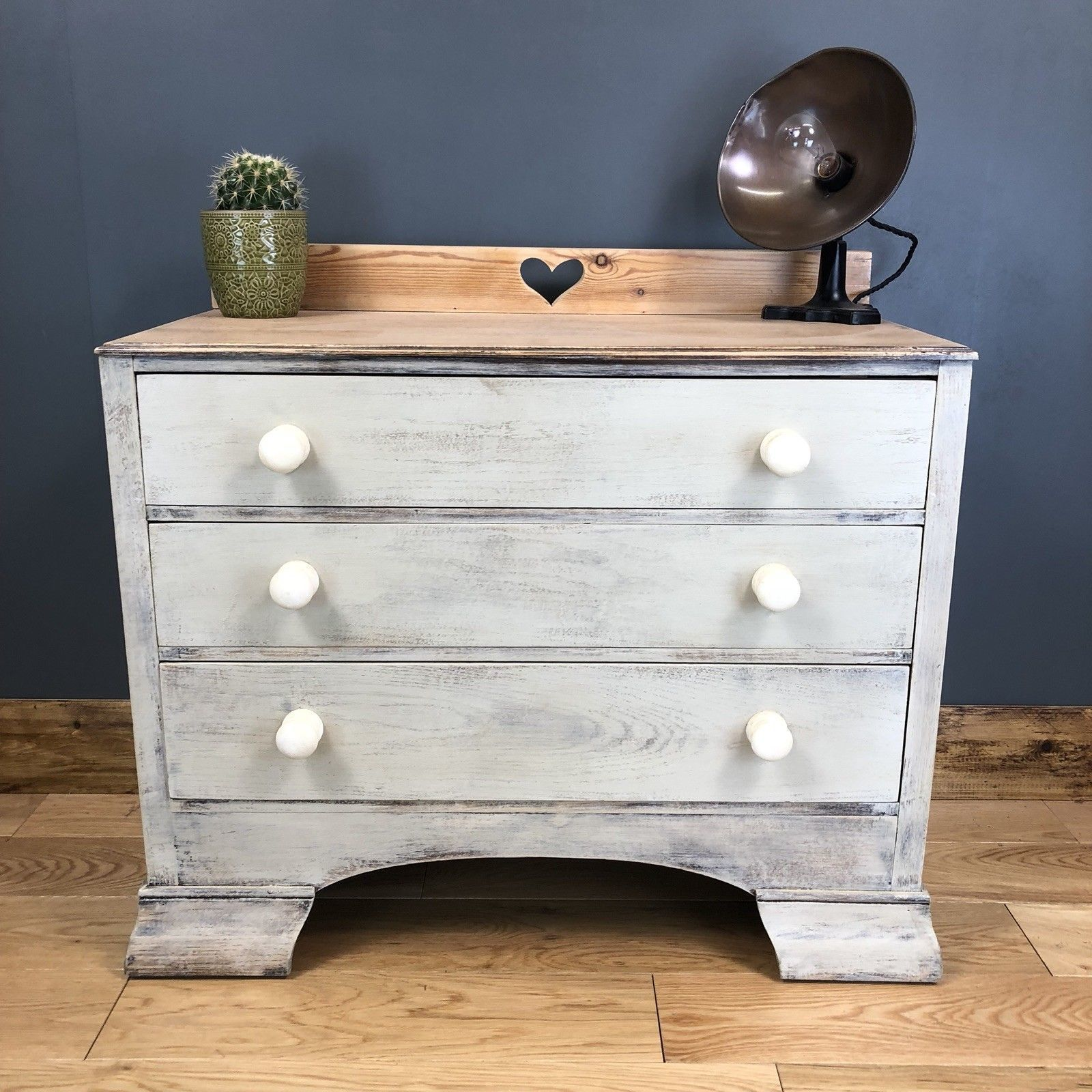 Shabby Chic Bedroom Drawers Room Rustic Vintage Painted Distressed Oak Pine Shabby Chic Vinterior Co