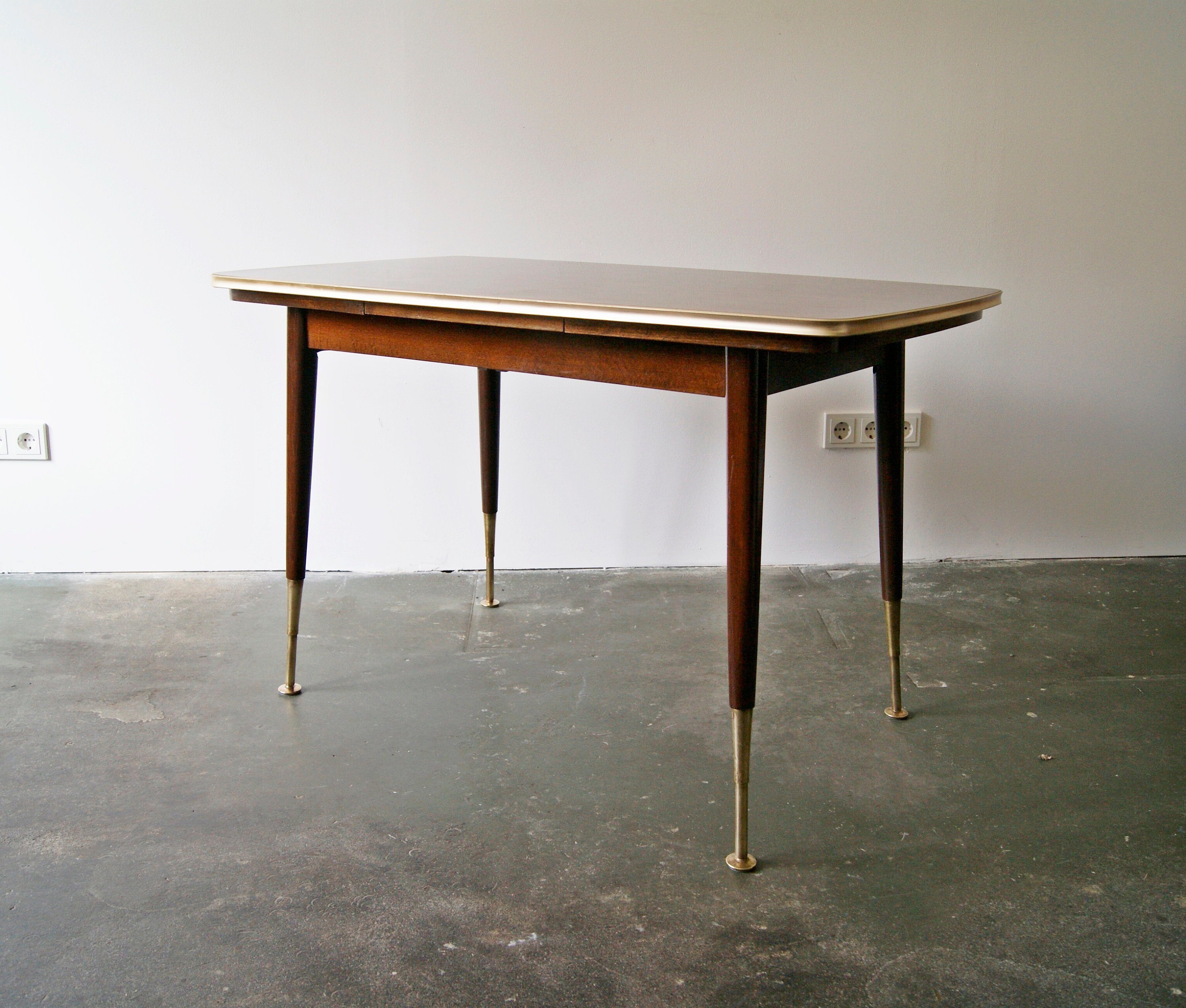 Coffee Table Extendable Top.Mid Century Coffee Table Height Adjustable And Extendable Coffee Table Dining Table 60s Table