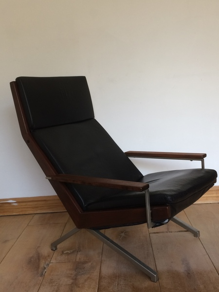 Wondrous Dutch Lotus Lounge Chair By Rob Parry For Gelderland 1960S Pdpeps Interior Chair Design Pdpepsorg