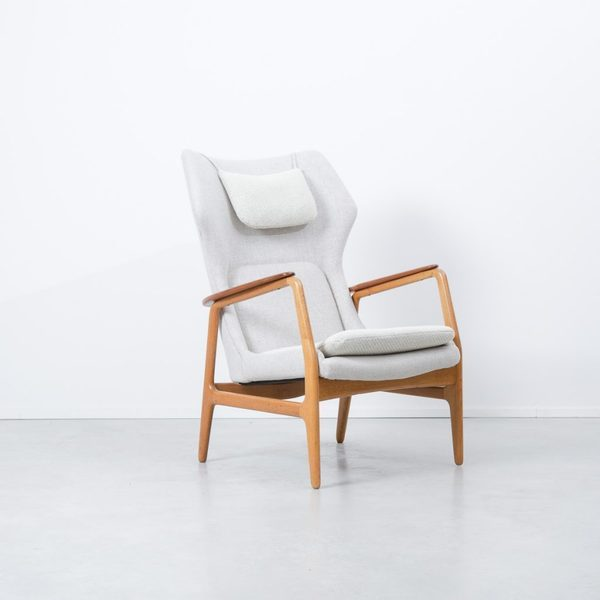 Aksel Bender Madsen For Bovenkamp Armchair