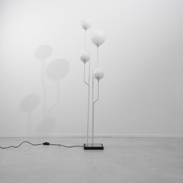 Goffredo Regiani Globes Standing Lamp photo 1