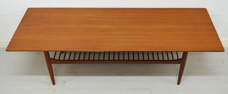 Mid Century Large Teak Coffee Table Designed By Kofod Larsen For G Plan