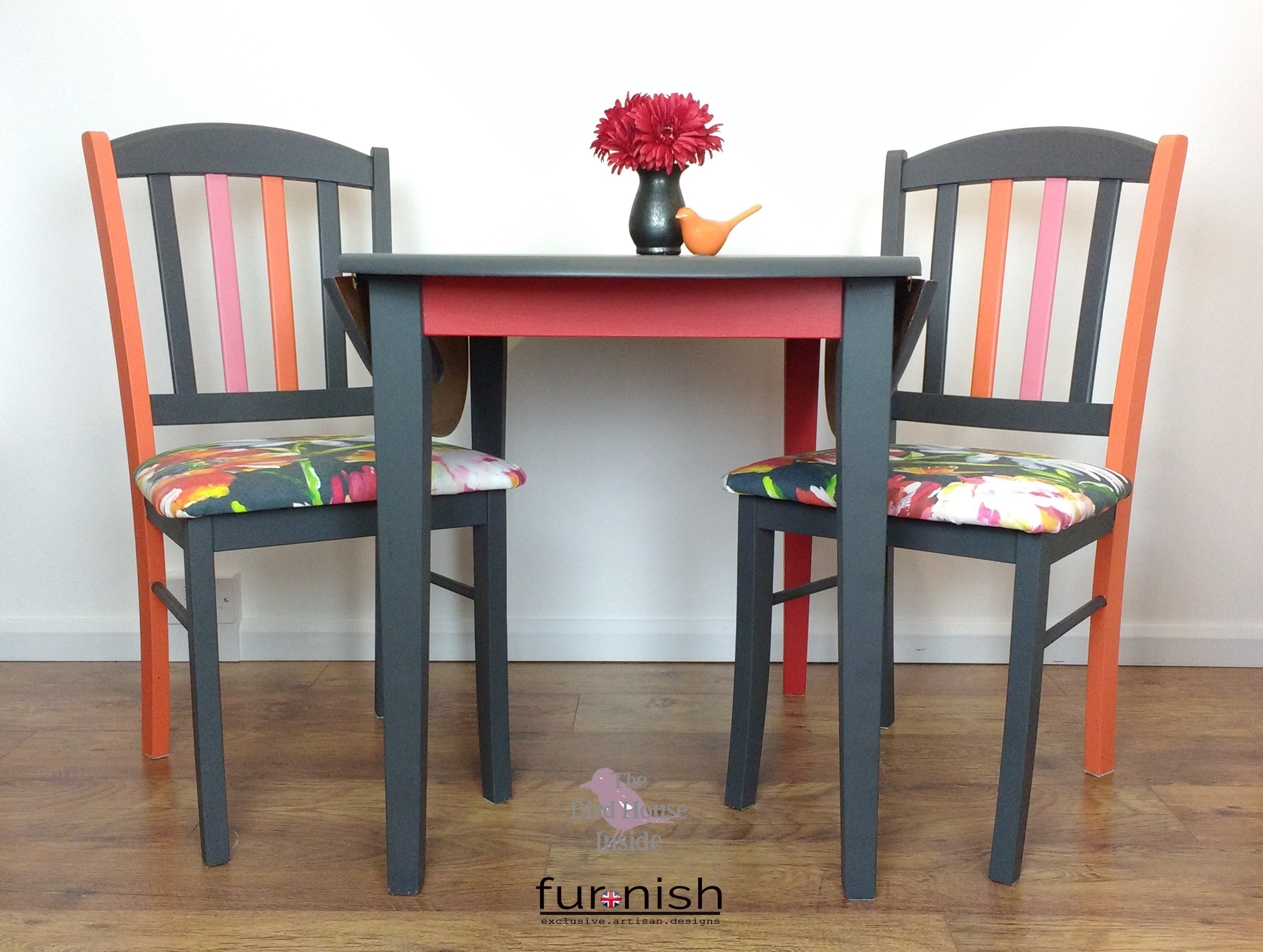 Dining Table Set Table With 2 Chairs Kitchen Table Set Drop Leaf Table With Two Chairs