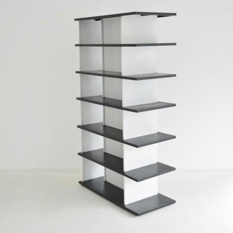 Wim Rietveld De Bijenkorf Bookcase   50% Off Clearance  photo 1