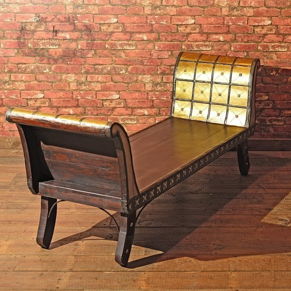 Antique North African Day Bed