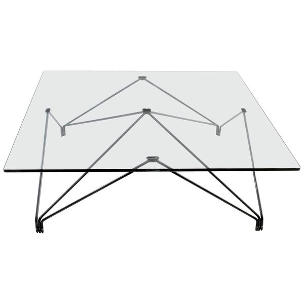 Paolo Piva Cocktail Coffee Table, 1980s