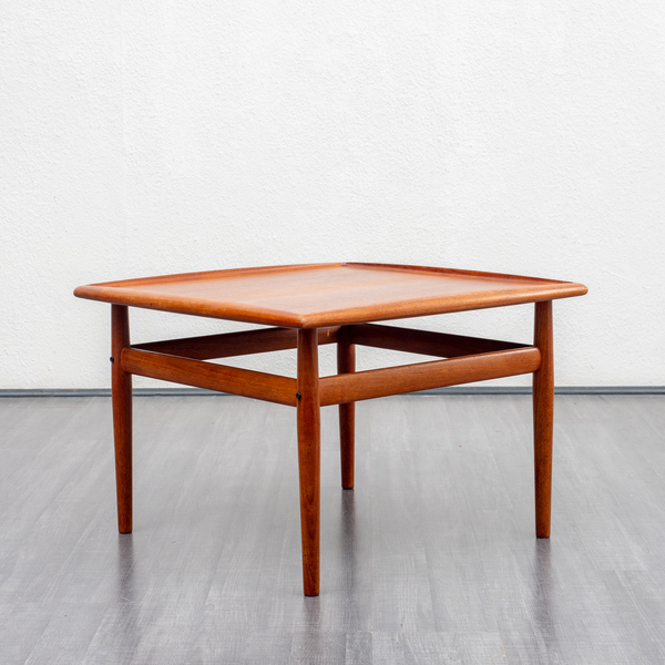 1960s Coffee Table, Teak, Grete Jalk For Glostrup