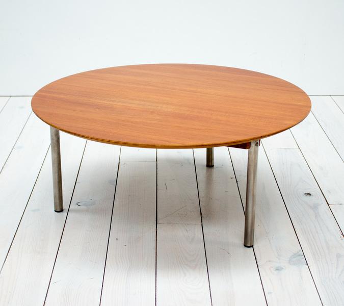 1950s Teak Coffee Table By John Sylvia Reid For Stag