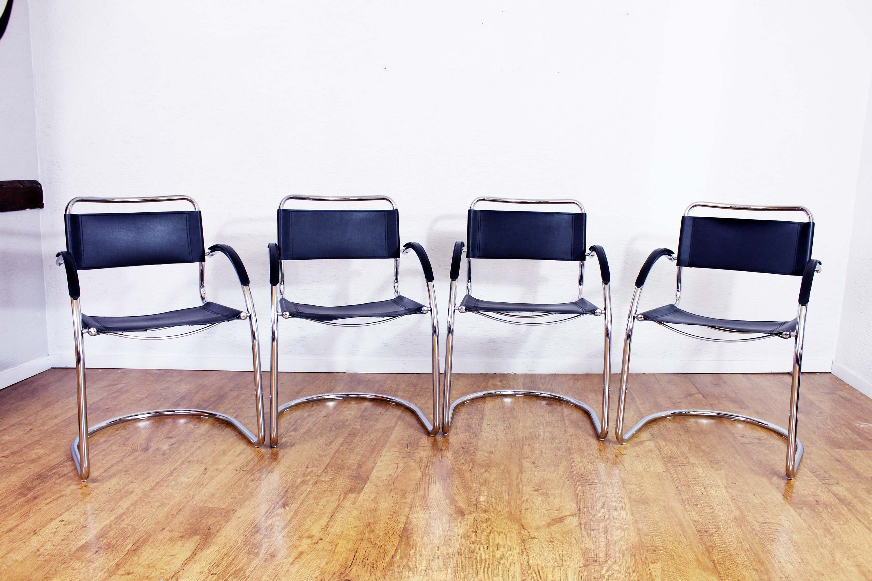 Bauhaus Style Chairs Vinterior