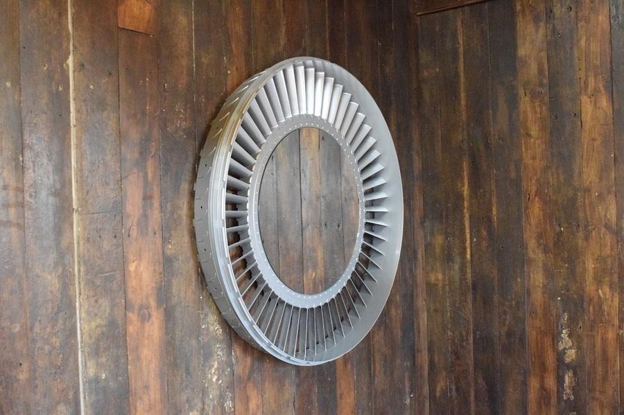 Aero Mirror – Mig 23 Compressor Ring photo 1