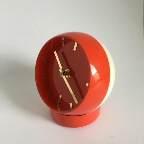 Vintage Space Age Clock, 1970s
