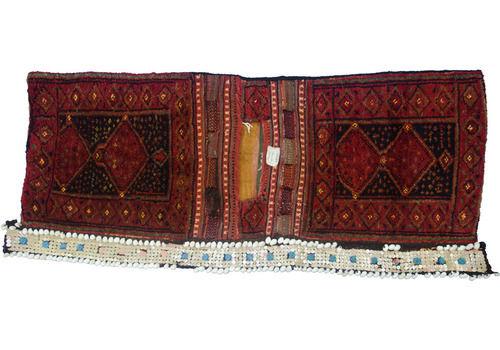 Antique Kurdish Saddlebag
