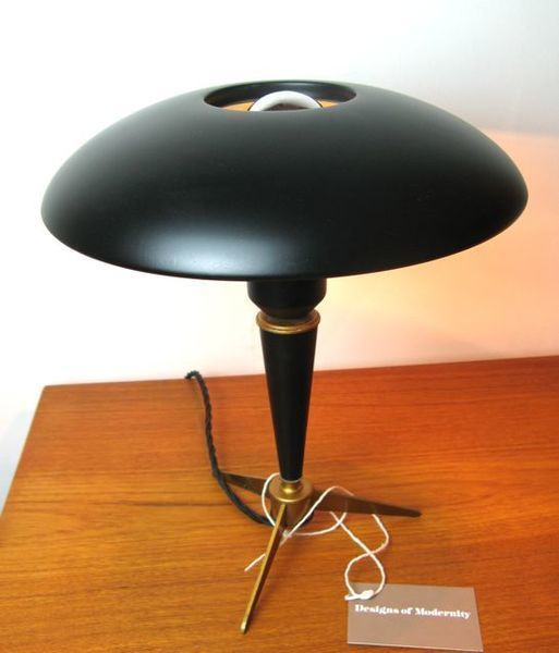 Louis Kalff Side Lamp