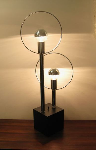 Large American Table Light