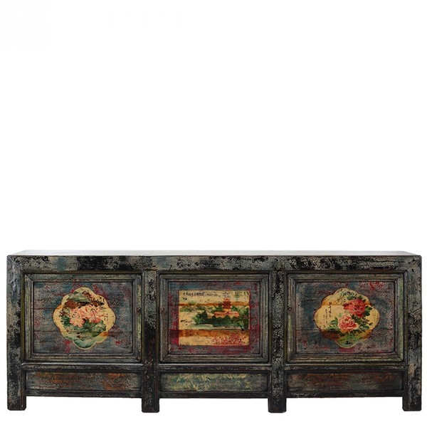 Antique Chinese Sideboard C.1900