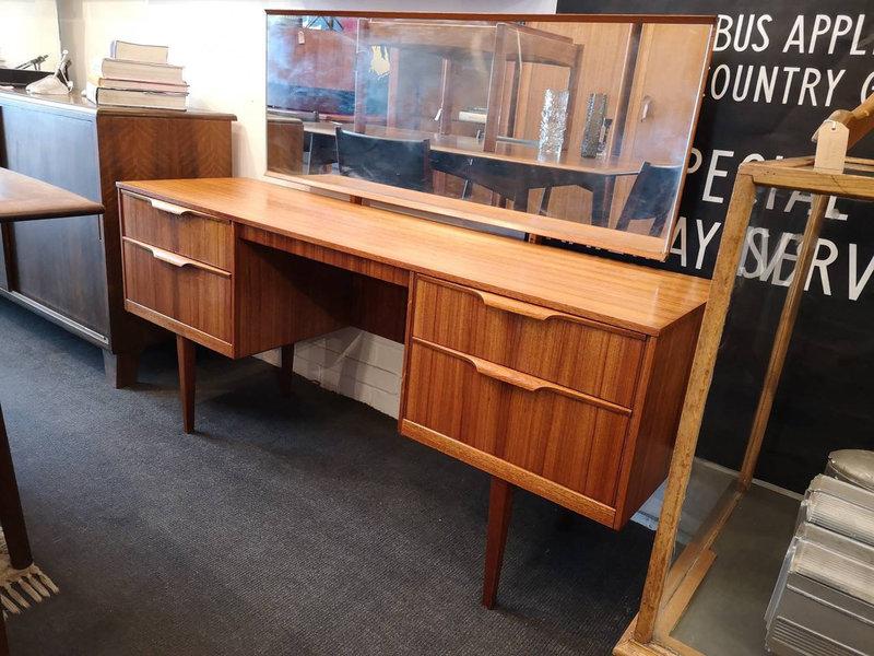 newest collection 8b489 e4dc9 1960s Teak Dressing Table/Vanity Unit By Austinsuite. Vintage/Retro/Mid  Century