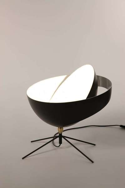 Serge Mouille Desk Lamp Saturn