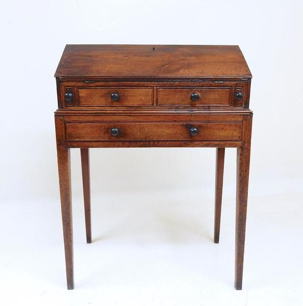 Antique Clerk's Desk photo 1