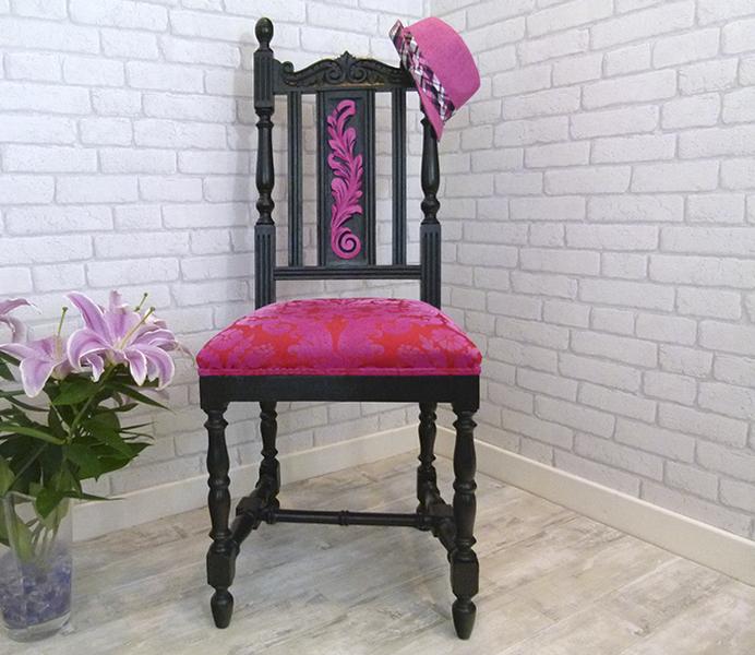 Victorian Statement Chair photo 1
