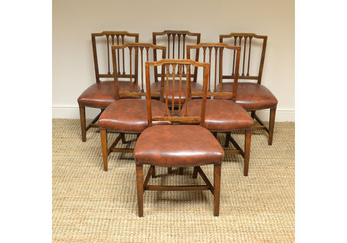 Chairs Set 6 Edwardian Antique Solid Carved Mahogany Upholstered Dining Kitchen Chairs Quality First Antiques