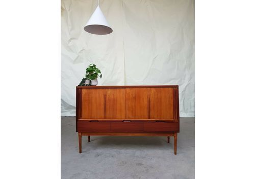 Danish Office Credenza : Danish sideboard vintage sideboards retro style