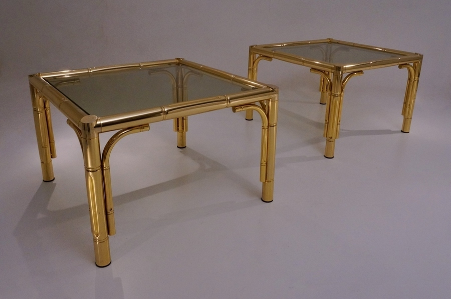 Maison Bagues Tables, 1970's