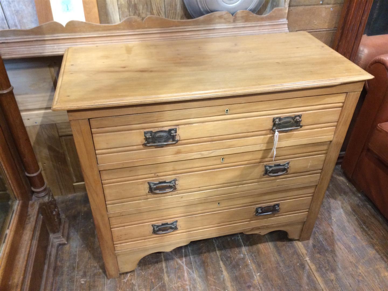 Other Antique Furniture Antique Satinwood Dresser