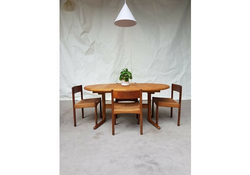 Vintage Dining Tables Chairs Mid Century Dining Table