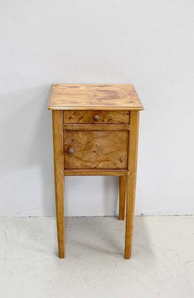 Small Bedside Table In Ash 1900