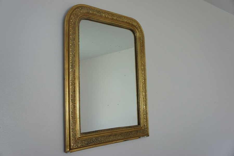 Small Vintage Louis Phillippe Mirror