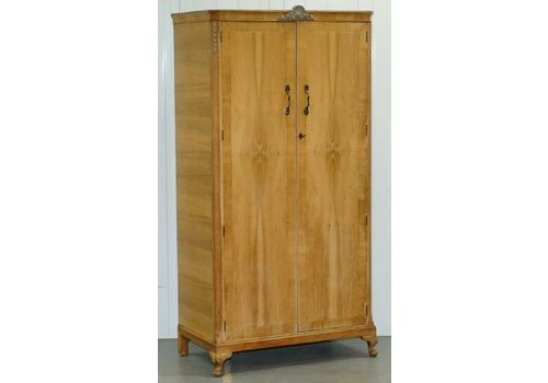 Antique 1910 Mahogany Wardrobe Uk Delivery Available Pure White And Translucent Antique Furniture Edwardian (1901-1910)