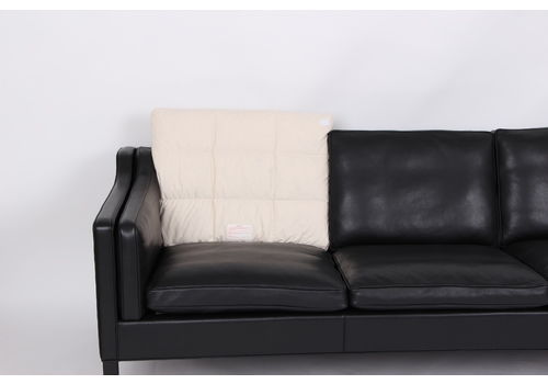 3 New Cushions / Back, For Borge Mogensen Sofa, Model Bm 2213. Spare Parts Without Couch.