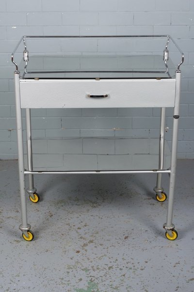 Vintage Medical Trolley