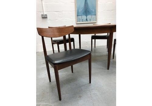 Classic Vintage G Plan Fresco Dining Table And Matching 4 G Plan Chairs  sc 1 st  Vinterior & Vintage Dining Tables \u0026 Chairs | Mid Century Dining Table | Vintage ...