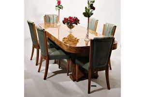 Thumb fine art deco dining suite by hille 0