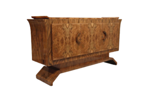 Thumb stunning art deco sideboard by hille 0