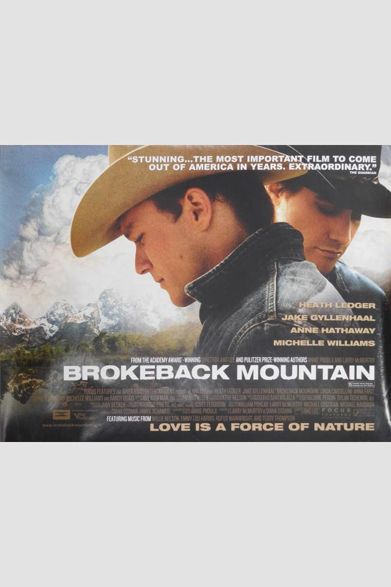Brokeback Mountain 2005 Vinterior