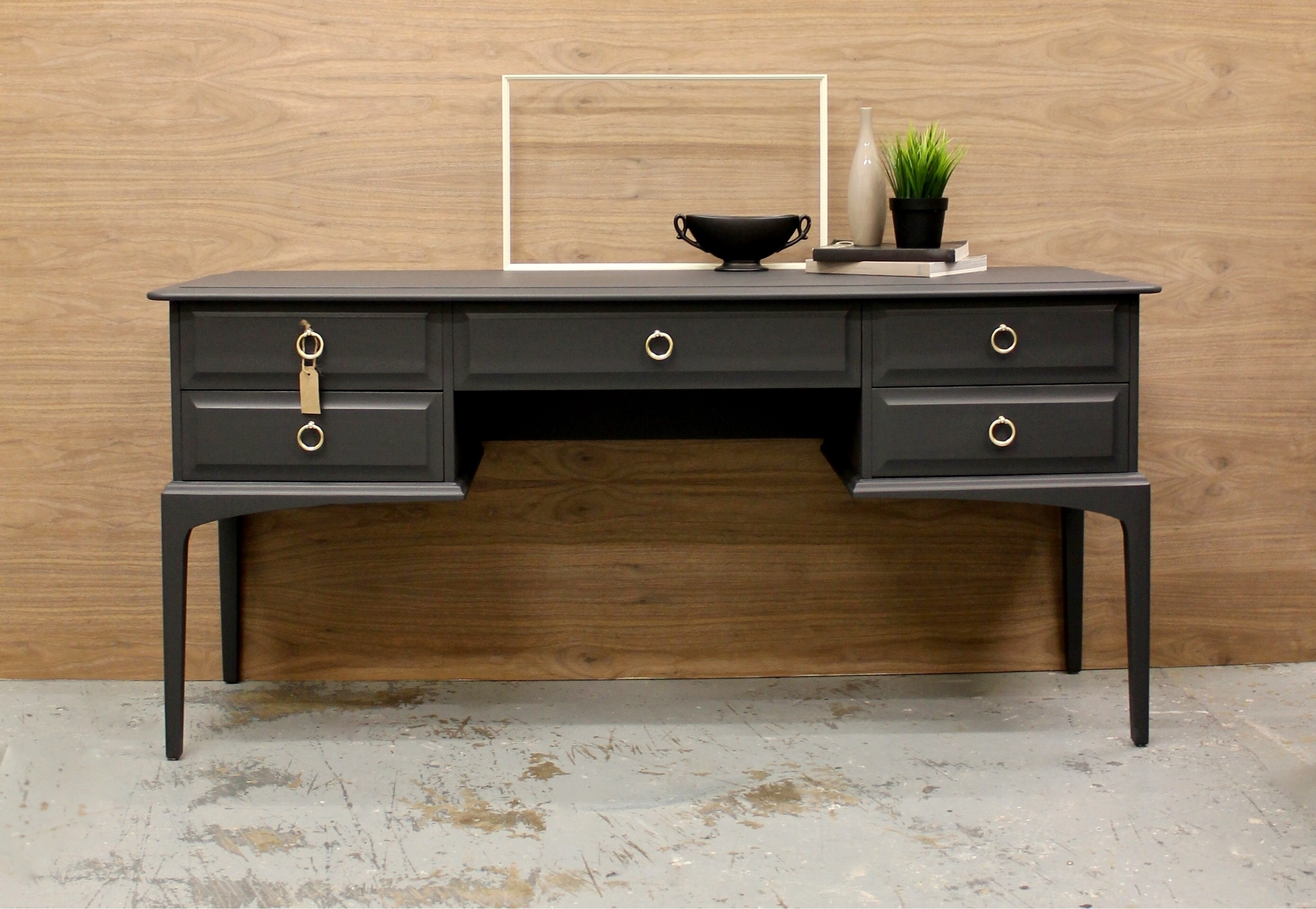 Stag Minstrel Dressing Table Sideboard