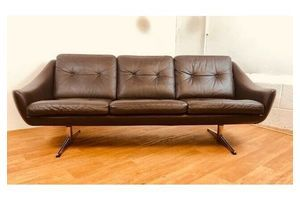 Thumb vintage retro danish 3 seater coco erhardsen andersen sofa 1960 s 0